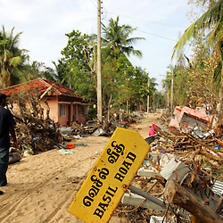 Sri Lanka - After the Tsunmai