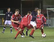 25-02-2014 East Stirling v Dundee reserves