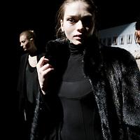 © Stefano Meluni/LaPresse.27-02-2009 Milano.spettacolo moda.Moda donna autunno-inverno 2009-2010.sfilata Ermanno Scervino.nella foto: la sfilata..© Stefano Meluni/LaPresse.27-02-2009 Milan.Women fashion 2009-2010.   show Ermanno Scervino.in the picture: the show