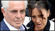 MAY 28 2013 Max Clifford appears in court