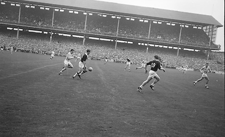 All Ireland Senior Football Final Galway v. Dublin 22nd September 1963 Croke Park...22.09.1963  22nd September 1963