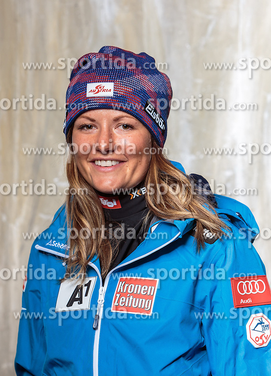 08.10.2016, Olympia Eisstadion, Innsbruck, AUT, OeSV Einkleidung Winterkollektion, Portraits 2016, im Bild Silvia Beinhundern, Ski Alpin Damen // during the Outfitting of the Ski Austria Winter Collection and official Portrait Photoshooting at the Olympia Eisstadion in Innsbruck, Austria on 2016/10/08. EXPA Pictures © 2016, PhotoCredit: EXPA/ JFK