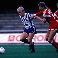 HJK - IFK Göteborg 14.9.1988