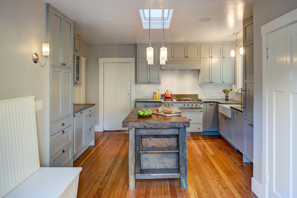 Small traditional kitchen remodel