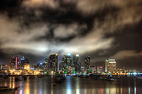 San Diego Cityscape.