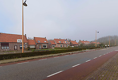 Havenhoofd, Goeree-Overflakkee, Zuid Holland, Netherlands