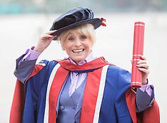 NOV 20 2014 Barbara Windsor Honorary Degree