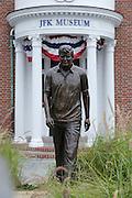 The Kennedy Museum, Hyannis, Cap Cod, Massachusetts, USA