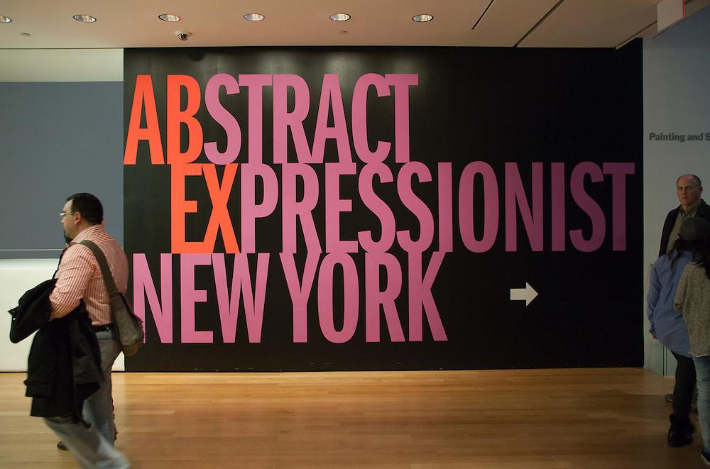 New York N.Y. 14.-18.april 2011