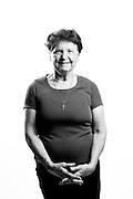 Betty List-Rice<br /> Army (Active &amp; Reserve)<br /> Haiti, Desert Shield/Storm, OIF, OEF<br /> E-9<br /> Command Sergeant Major<br /> 10/10/75 - 09/17/06<br /> <br /> Women Veterans' Summit Event<br /> Veterans Portrait Project<br /> Nashville, TN