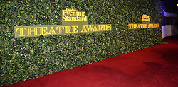 The Evening Standard Theatre Awards at The Old Vic, The Cut, London on Sunday 13 November 2016