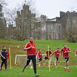 151110 Wales Training & Press