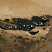 Oct 26th, 2005. Alter do Chao (Brazil). Aerial images of Alter do Chao and surroundings during one of the worst droughts ever recorded in the Amazon..©Daniel Beltra