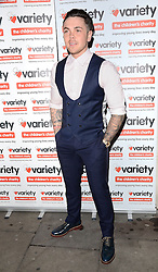 Ray Quinn attends at 'I Love A Bit of Variety' fundraising party in aid of Variety, The Childrens Charity at Press Nightclub, Whitcomb Street, London on Thursday 26.3.2015