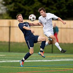 PLU Men's Soccer vs Whitman