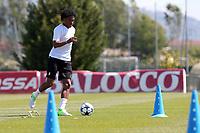 Vinovo, 02.05.2017 -  - Allenamento di vigilia di Monaco-Juventus, Champions League    Nella foto:  Dani Alves