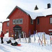 Gammelvollstoggo skihytte