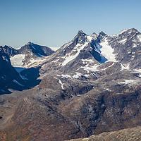 Maradalen and Hurrungane