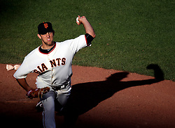 Madison Bumgarner, 2010 World Series Champion Giants
