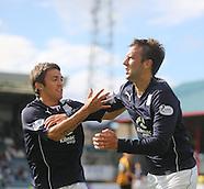 17-08-2013 Dundee v Alloa Athletic