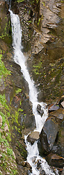 A detail of Myrtle Falls on Edith Creek, Paradise Meadows, Mount Rainier NP, WA, USA