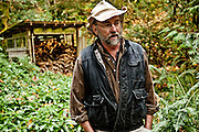 Jack Archibald, at his home on Camano Island.