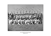 Signed All Ireland Final Team Shots