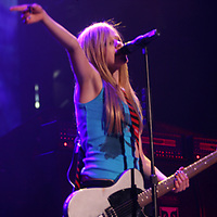 Avril Lavigne<br /> <br /> &copy;2008 Rahav Segev /Photopass.com<br /> <br /> For additional caption info and licensing please contact the studio at 917 586 6993 or email.