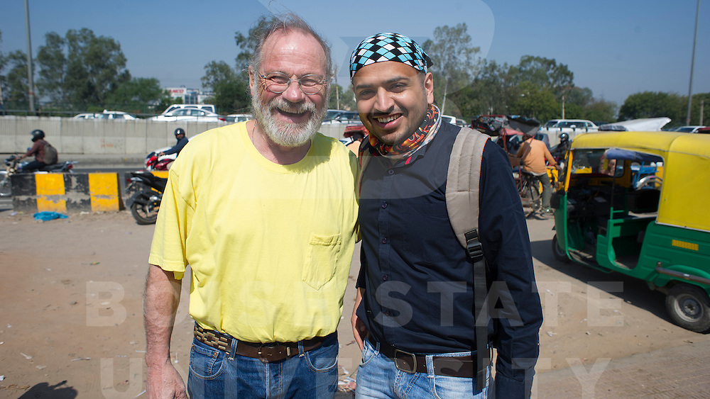 India Spring Break, Delhi,  John Kelly photo