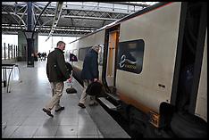 Eurostar in Brussels