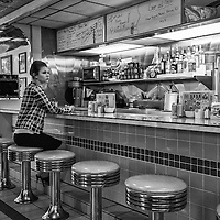 The Lost Highway Blue Moon Diner