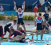 201207 Olympic Regatta Dorney Lake, Windsor. UK