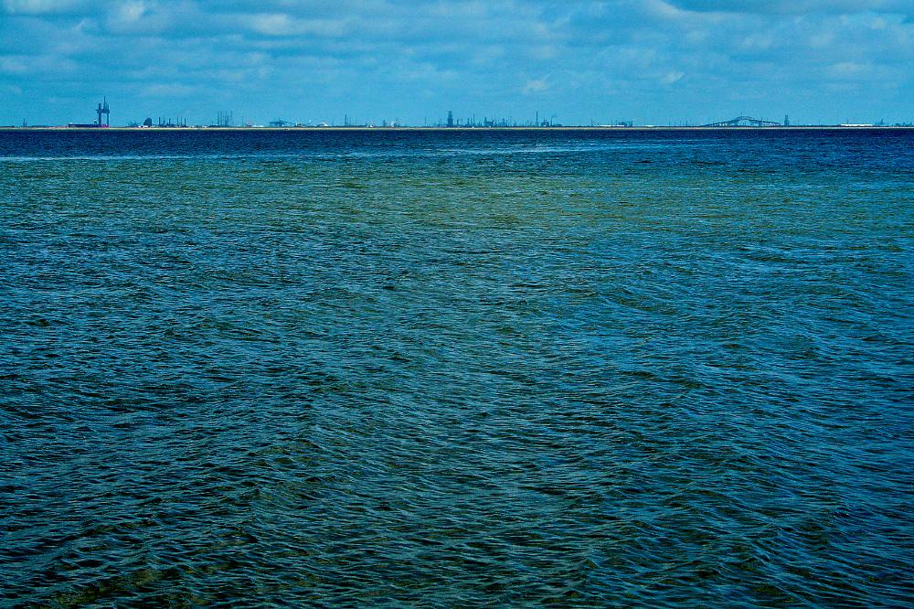 Port Arthur, TX, Across Sabine Lake