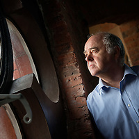 Bill Scouller founder of internet startup company Odro , pictured in the Glasgow office. Photo by (Ross Gilmore)