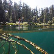 Stand up paddle ,photos, Canada.