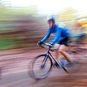 PE00339-00...WASHINGTON - Cyclocross bicycle race in Seattle.