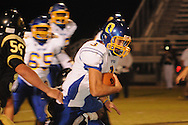 Oxford High's Parker Adamson (3) runs vs. New Hope in New Hope, Miss. on Friday, September 30, 2011. New Hope won 43-22.