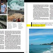 """""""Unidos pelo Cantão"""", Go Outside magazine, Brazil, July 2016"""