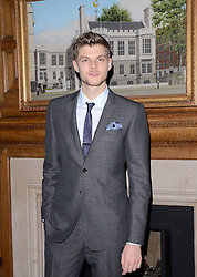 Jim Chapman attends LCM a/w 2015 Hackett London - Dinner and Presentation as British fashion brand previews its latest collection as part of British Fashion Council's menswear showcase at 2 Temple Place, London on Friday 9 January 2015
