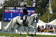 Burghley Horse Trials Dressage Day 2 2011