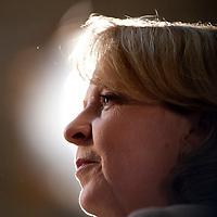 HANNELORE KRAFT  ( SPD) AM ABEND DER NRW LANDTAGSWAHL IN DÜSSELDORF (090510)