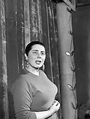 1957 - Miss Anna Manahan, actress