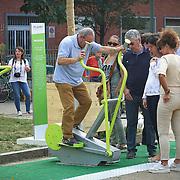 A Torino la prima piazza smart