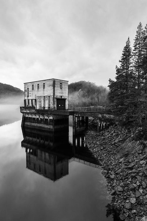 Loch Beinn a Meadhoin, Inverness District Scotland,