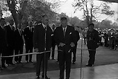1963 - Opening of the Intercontinental Hotel, Pembroke Road, Ballsbridge, Dublin