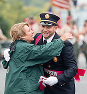 The Goshen Fire Department's Triennial Fire Parade was held on Sept. 12, 2015.