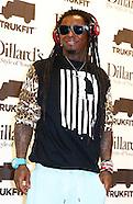 Lil Wayne appears at Dillard's - Louisville, Ky