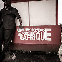 """A million reasons to believe in Africa""."