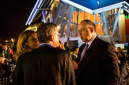 The Summits of the Americas, Dinner for business leaders at the Biomuseo, Panama 2015
