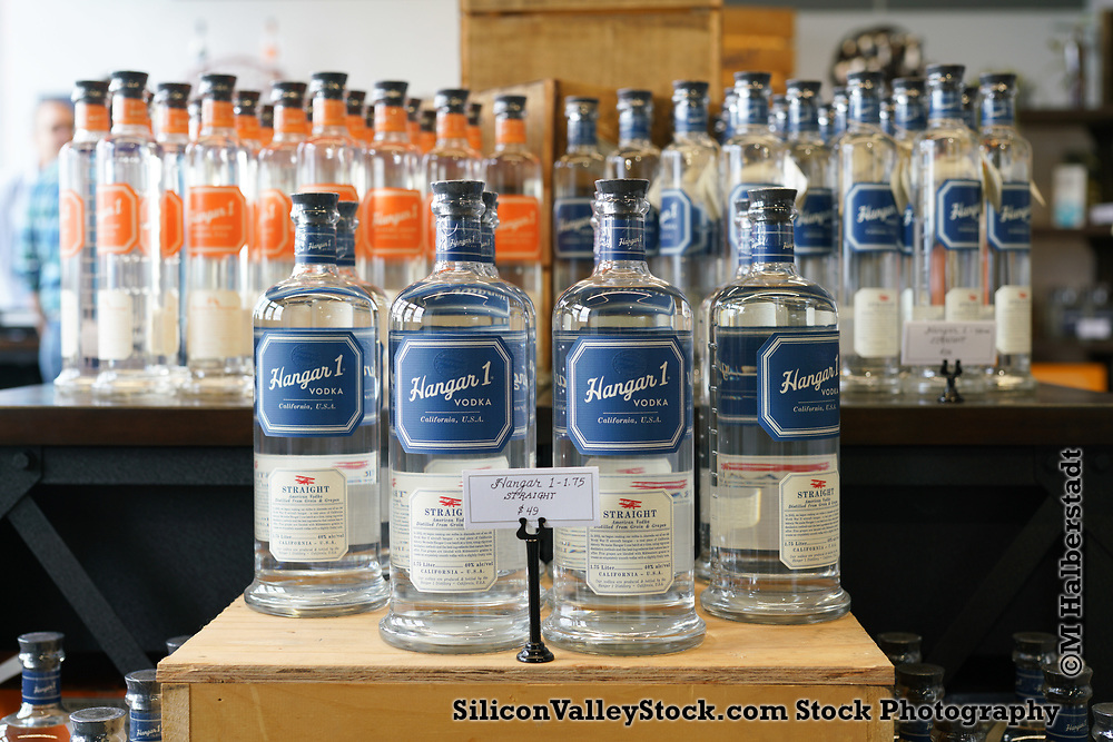 Distillery in Alameda, California